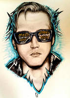 Mikey Way's Electric Century by D-Angeline