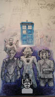 Cybermen by D-Angeline