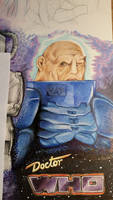 Sontaran by D-Angeline