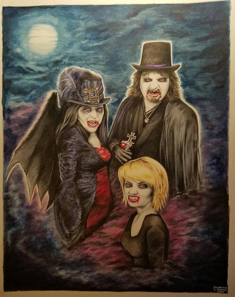 Springboro Vampires