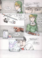 The Legend of Link pg 4 by D-Angeline