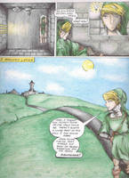 The Legend of Link pg 6 by D-Angeline
