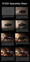 07-EG1 - Spaceship: Steps