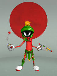 Marvin the Martian remix by benjyman
