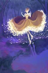 Cinderella by muse33