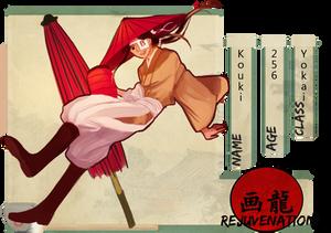 Rejuvination App: Kouki