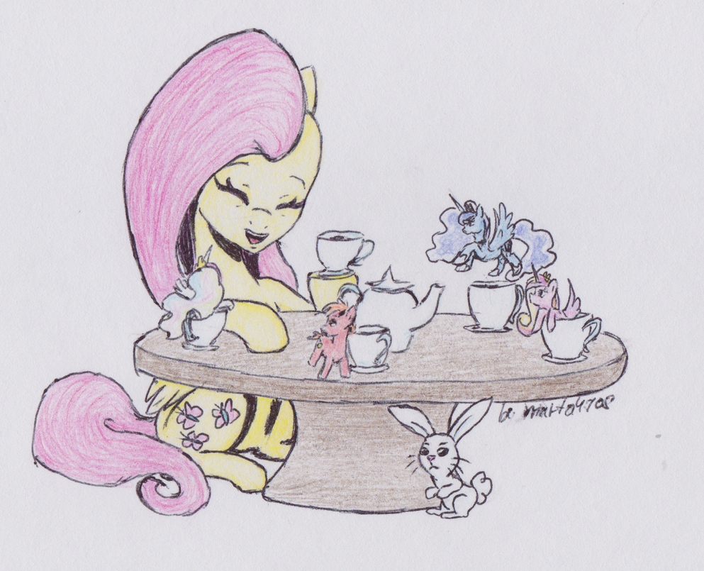 [Request] Tea party by marta4708