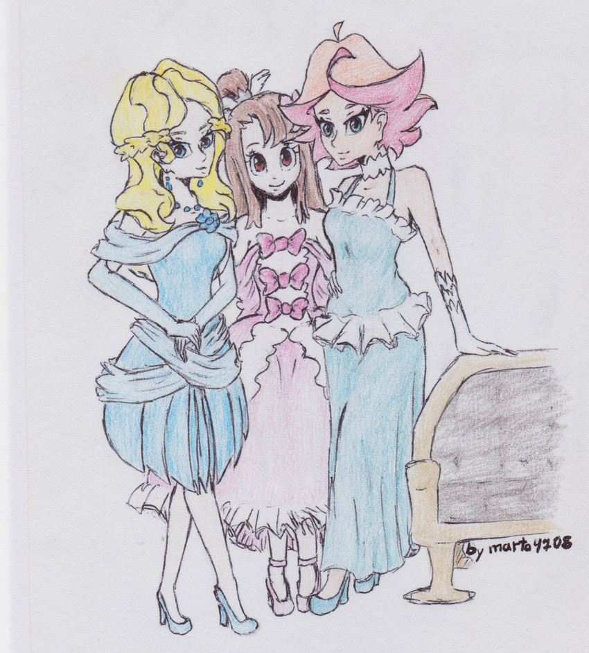 Trio of magic by marta4708