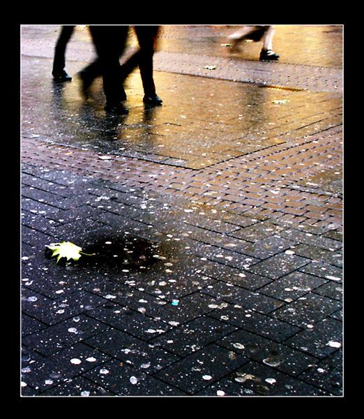 saltsweatsugar on the asphalt by p1ddy