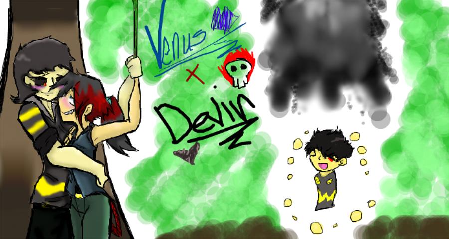 Devin X Venus by pokelover897