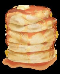 Thique Ass Pancake Stack