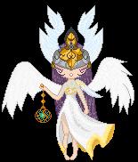 Pixel for Antasha~! by AprilWings