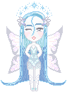 Pixel for KateMebarak! She's a fairy?! o: by AprilWings
