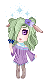 Faby801 Pixel: She's like a forest fairy! by AprilWings