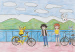 The Bridge Bike Gang