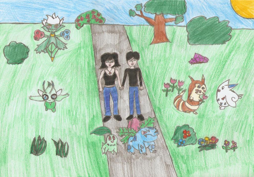 Garden of Love by MarvelscaleMilotic