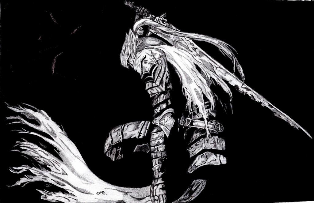 Artorias the Abysswalker by AaronHenn-M