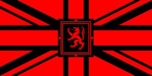 Britannina flag