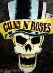 Guns N' Roses FanArt by JFideo