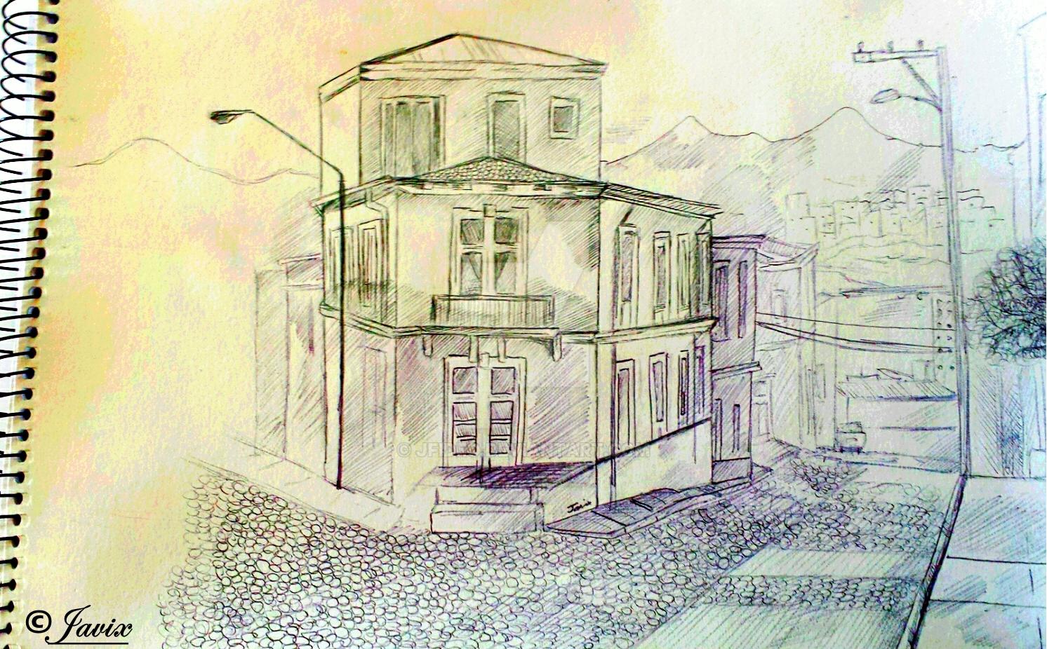 Valparaiso by LaTiaMega