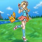 SmashSwap - Rosalina as PKMN Trainer