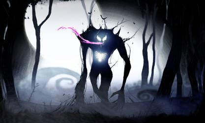 Venom - Tim Burton by xCampollo