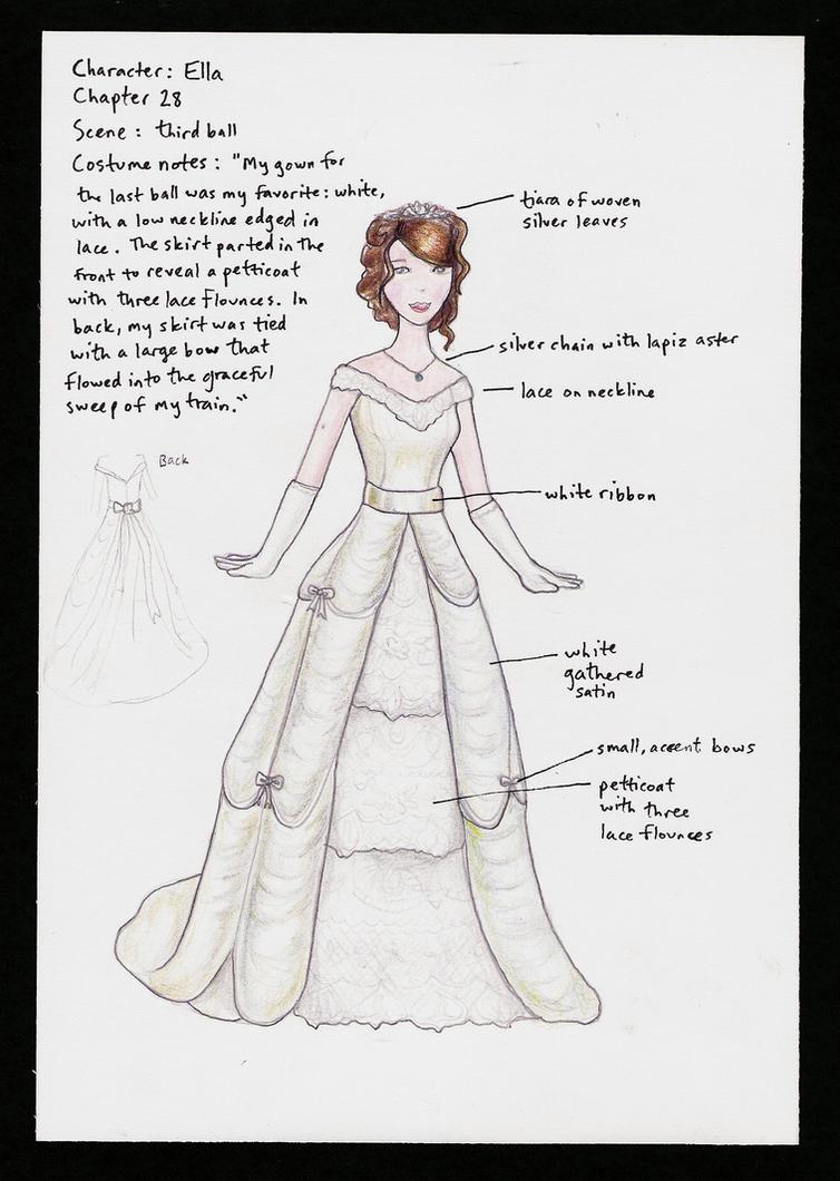 Ella Enchanted Costume: 8 by wretchedharmony-lina on DeviantArt