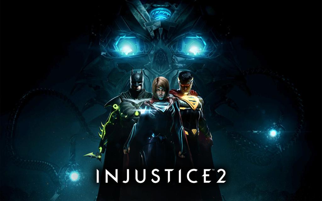 Injustice 2 - Alternative Wallpaper by Nerdman3000