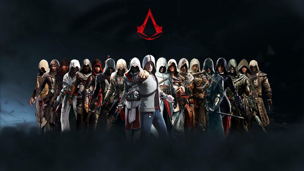 The Assassin's (2007-2017) by Nerdman3000