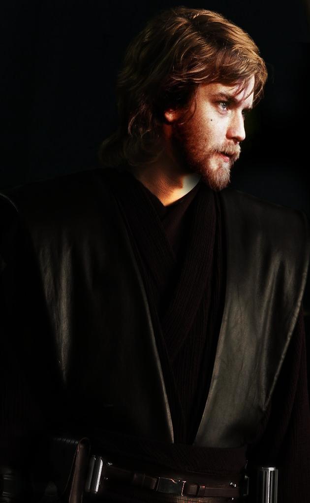 What If - Ewan McGregor as Anakin Skywalker by Nerdman3000