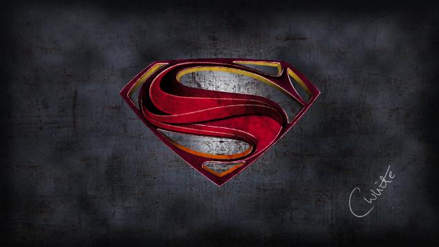 Superman logo by Connorwhite