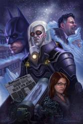 BATMAN: Heart of Ice by EricWilkerson