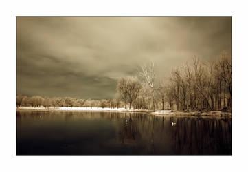 On Golden Pond by flashtek
