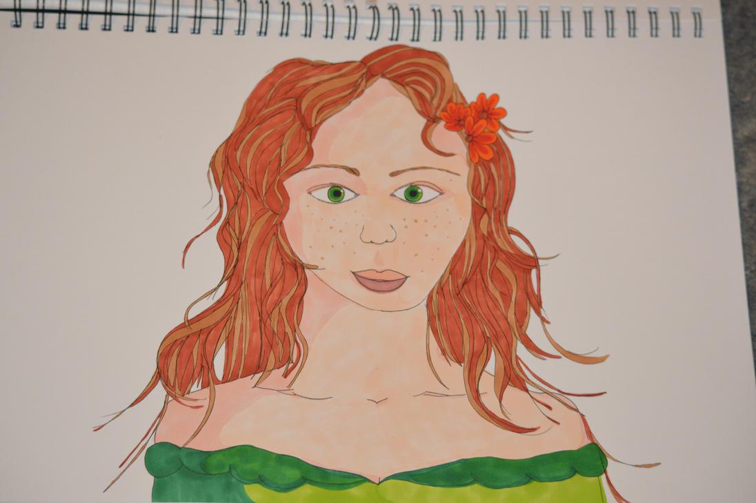 Amber by calloyd3