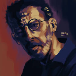 Jean Reno by mightybren