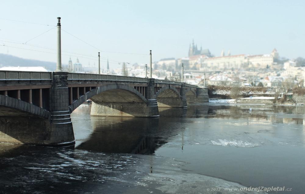 The Bridge with Matches by ondrejZapletal