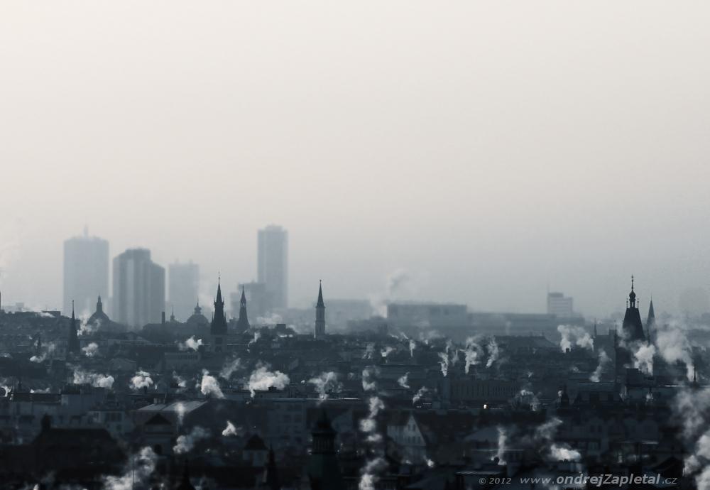 The New City by ondrejZapletal