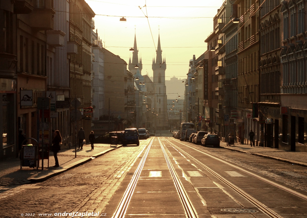 Where the Streets Have no Trams by ondrejZapletal