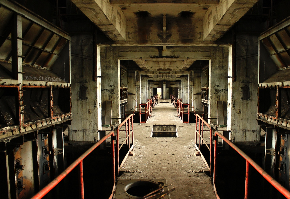 To the Reactor by ondrejZapletal
