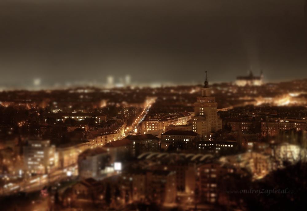 Fiery Streets by ondrejZapletal