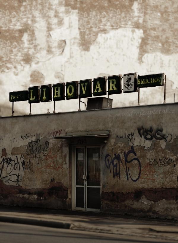 Enter the Lihovar by ondrejZapletal