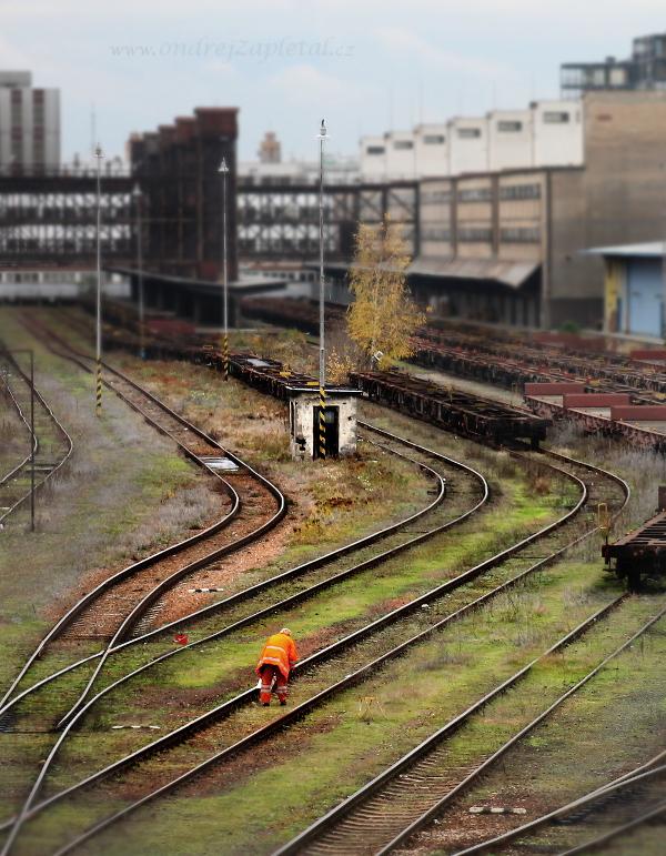 Railman by ondrejZapletal