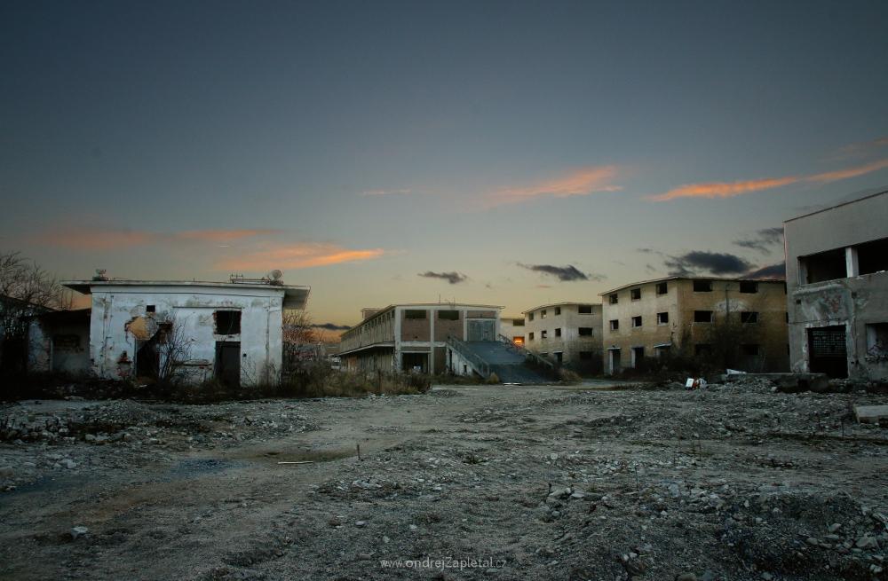 Abandoned Military Warehouses by ondrejZapletal