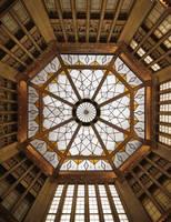 Art Nouveau Octagon