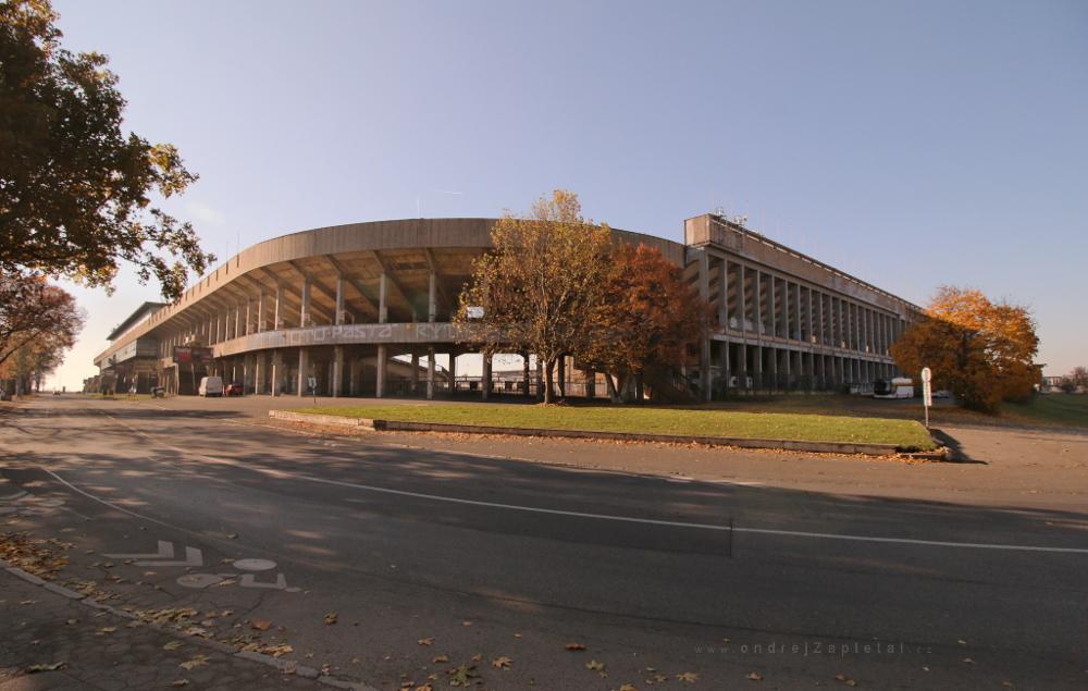 The Biggest Stadium in the World by ondrejZapletal