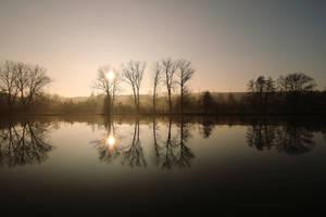 Fishing in the Morning by ondrejZapletal