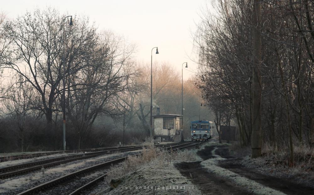 The Only Train by ondrejZapletal