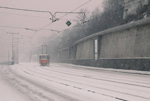 Last Tram by ondrejZapletal
