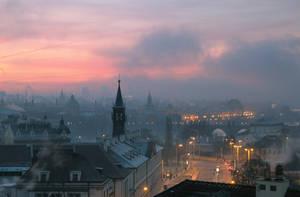 Arrival of Mist by ondrejZapletal