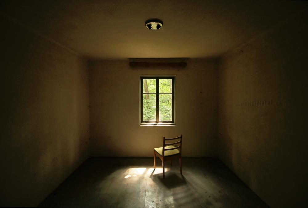 White Room Empty